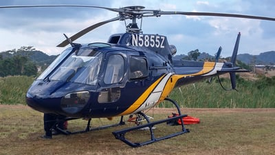 N5855Z - Eurocopter AS 350B2 Ecureuil - Puerto Rico - Electric Power Authority