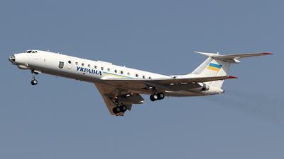 A picture of UR65556 - Tupolev Tu134A3 -  - © Siegi N.