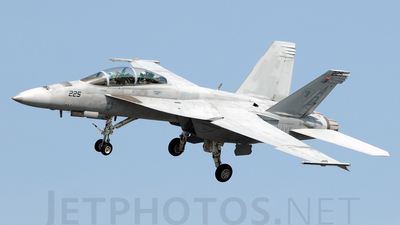 165931 - Boeing F/A-18F Super Hornet - United States - US Navy (USN)