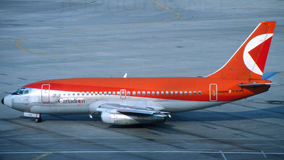 C-GCPU - Boeing 737-217(Adv) - Canadian Airlines International