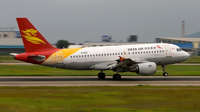 B-6211 - Airbus A319-115 - Capital Airlines