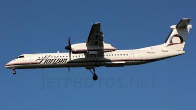 A picture of N424QX - De Havilland Canada Dash 8400 - [4006] - © Kris V