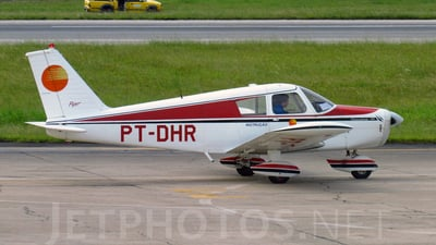 PT-DHR - Piper PA-28-140 Cherokee - Aero Club - Eldorado do Sul