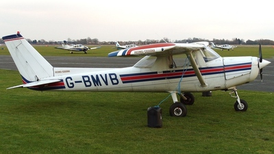 A picture of GBMVB - Cessna F152 - [1974] - © Glyn Charles Jones