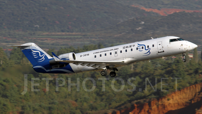 B-3016 - Bombardier CRJ-200ER - China Express Airlines