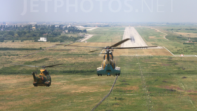26 - IAR-330L Puma - Romania - Air Force