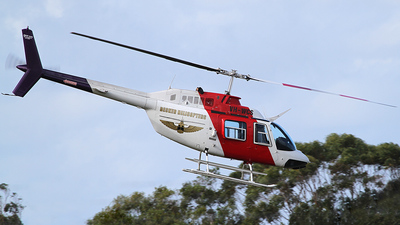 VH-WCS - Bell 206B JetRanger III - Becker Helicopter Services