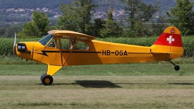 A picture of HBOGA - Piper J3C65 Cub - [13123] - © Alex