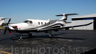 N345NX - Pilatus PC-12/47E - Private