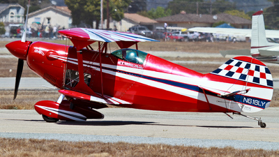 N616LY - Pitts S-1S Special - Private