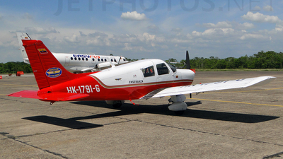 A picture of HK1791G - Piper PA28140 - [287625144] - © Jeronimo Arbelaez