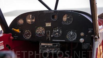 I-PIAT - Piper PA-18-150 Super Cub - Private