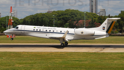 FAB2584 - Embraer VC-99B - Brazil - Air Force