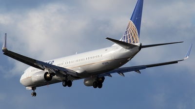 N73270 - Boeing 737-824 - United Airlines