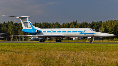 RF-66090 - Tupolev Tu-134UBL - Russia - Air Force