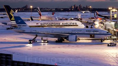 9K-AOA - Boeing 777-269(ER) - Kuwait Airways