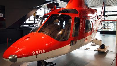 HB-XWG - Agusta A109K2 - REGA - Swiss Air Ambulance