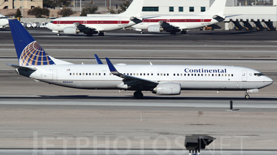 N53441 - Boeing 737-924ER - Continental Airlines