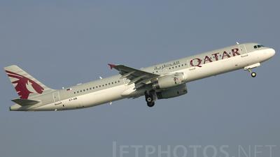 A7-AIB - Airbus A321-231 - Qatar Airways