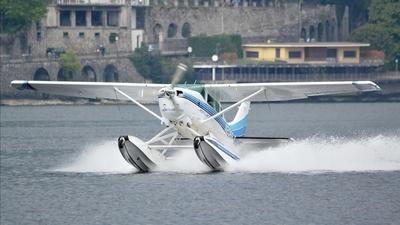 N206BJ - Cessna U206G Stationair - Private