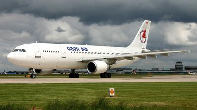 TC-OAG - Airbus A300B4-605R - Onur Air