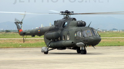 2507 - Mil Mi-172 - Venezuela - Air Force
