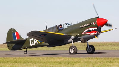 VH-ZOC - Curtiss P-40N Kittyhawk - Private