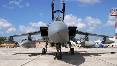 ZD745 - Panavia Tornado GR.4 - United Kingdom - Royal Air Force (RAF)