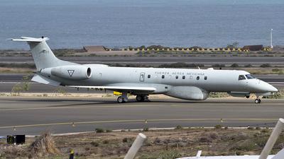 4111 - Embraer ERJ-145MP - Mexico - Air Force