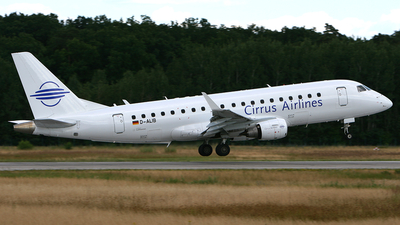 D-ALIB - Embraer 170-200STD - Cirrus Airlines