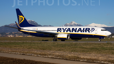EI-EFB - Boeing 737-8AS - Ryanair