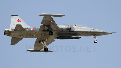 70-1408 - Northrop F-5B Freedom Fighter - Turkey - Air Force