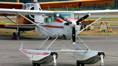 OH-CTE - Cessna TU206G Turbo Stationair II - Private