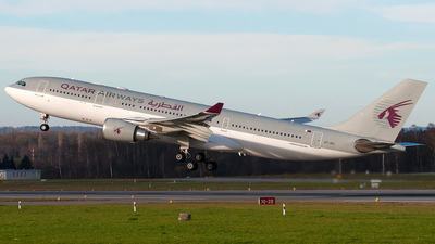 A7-AFL - Airbus A330-202 - Qatar Airways