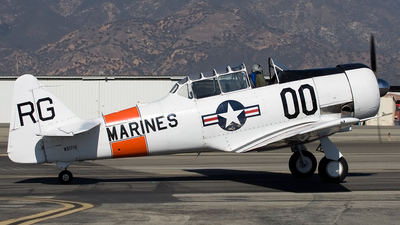 N3171G - North American AT-6G - United States - US Marine Corps (USMC)