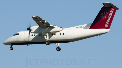 A picture of VHQQC - De Havilland Canada Dash 8100 - [008] - © Jayden Laing