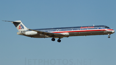 N974TW - McDonnell Douglas MD-83 - American Airlines