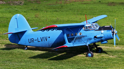 UR-LVIV - Antonov An-2 - Private