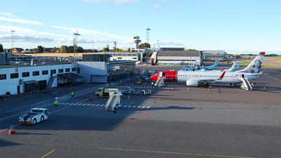 ENTO - Airport - Ramp