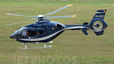 YR-RYC - Eurocopter EC 135 - Private