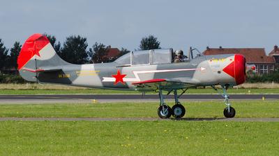 RA-3513K - Yakovlev Yak-52 - Private