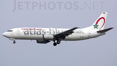 CN-RMG - Boeing 737-4B6 - Atlas Blue