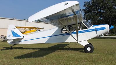 A picture of N1121C - Piper PA18150 Super Cub - [182221] - © Kevin Porter