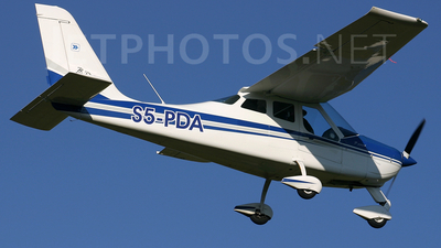 S5-PDA - Tecnam P2004 Bravo - Private