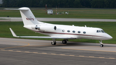 N24YS - Gulfstream G-IIB - Private