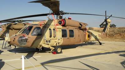 503 - Sikorsky S-70A-55 Yanshuf 3 - Israel - Air Force