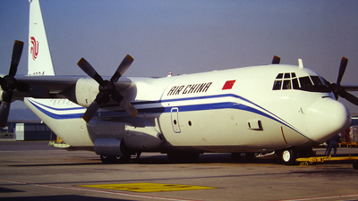 B-3004 - Lockheed L-100 Hercules - Air China