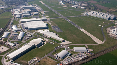 EGNR - Airport - Airport Overview