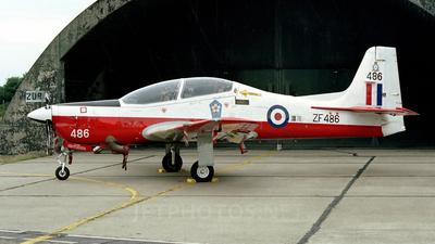 ZF486 - Short Tucano T.1 - United Kingdom - Royal Air Force (RAF)