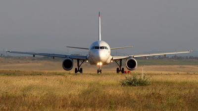 VP-BPV - Airbus A320-211 - Ural Airlines